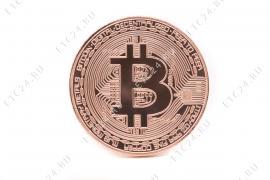 Монета Bitcoin (Bronze) Ver2