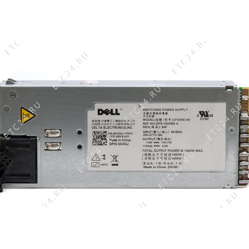 DELL DPS1200MB (1400W) Для 8 Видеокарт