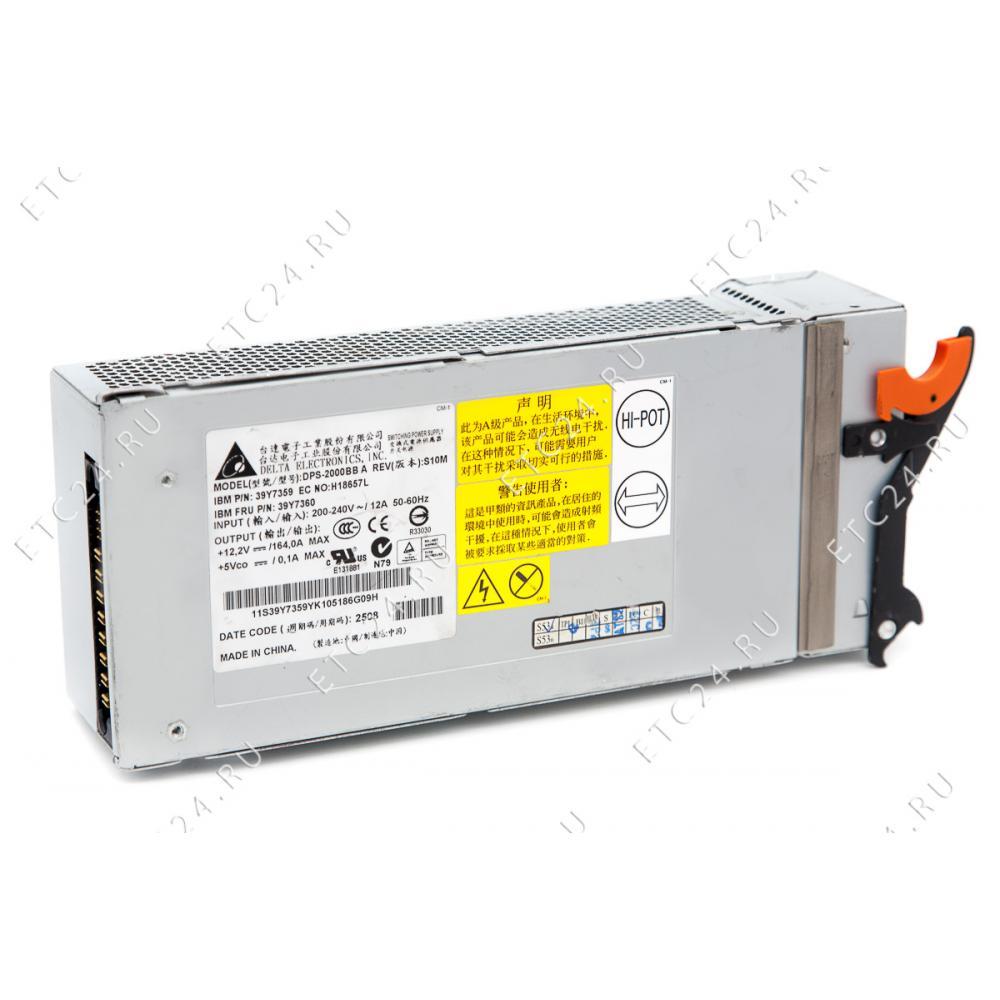 Блок питания Delta Electronics DPS-2000BBA